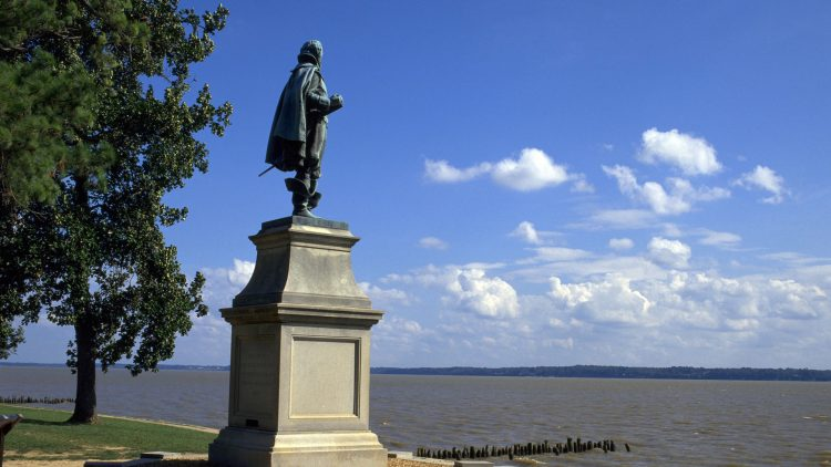 Jamestown – Colonial National Historical Park
