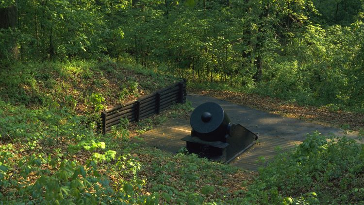 Petersburg / Richmond National Battlefields